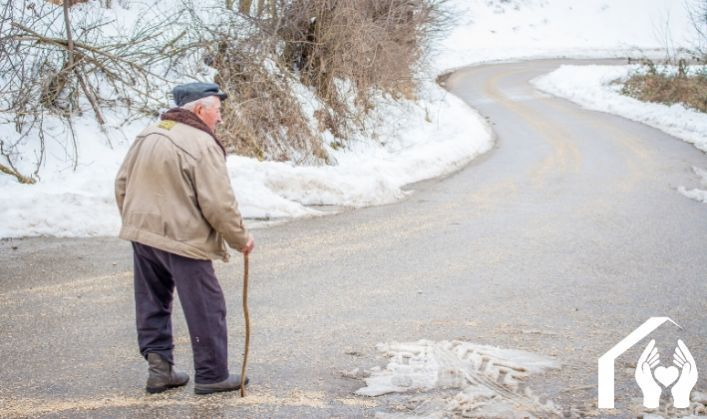Cold Weather Safety for Seniors