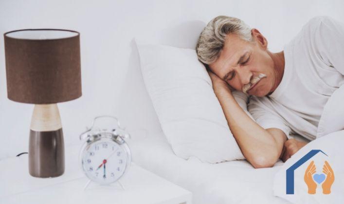 6 Sleeping Tips for Seniors