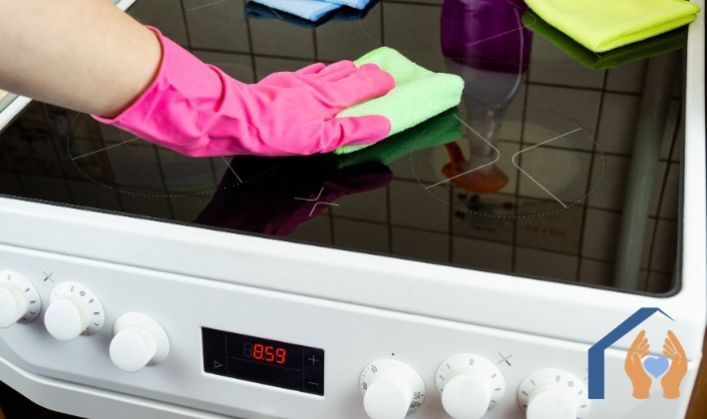 How to sanitize a senior's appliances