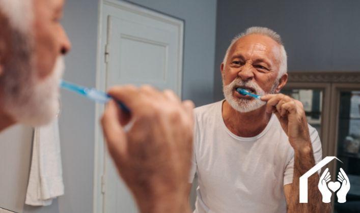 5 ways to help seniors maintain their hygiene