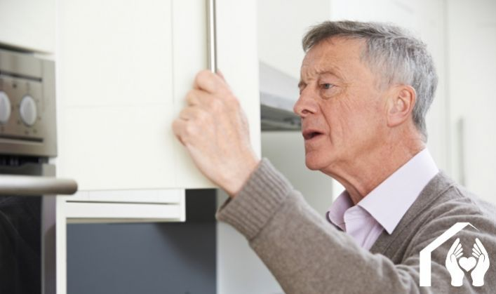 Signs your loved on may need in-home care