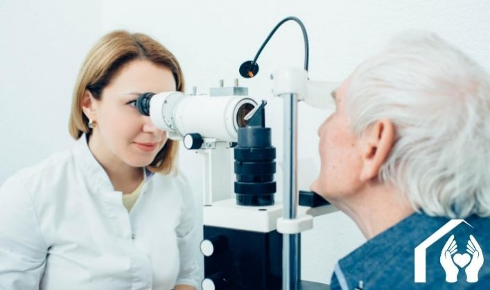 Seniors and Eye Exams