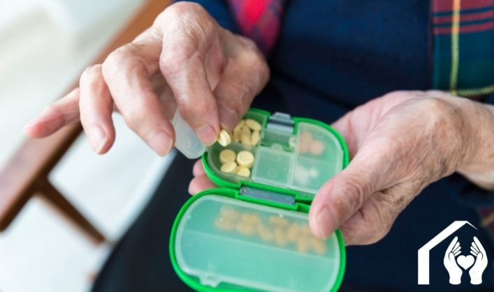 Why seniors develop a drug dependency?
