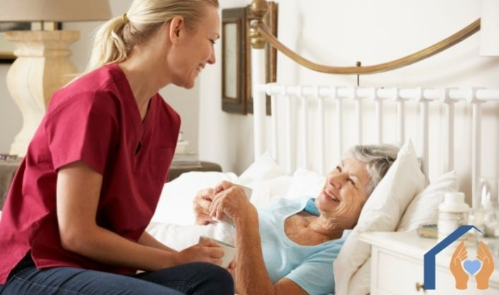 Why should you keep your loved one at home?