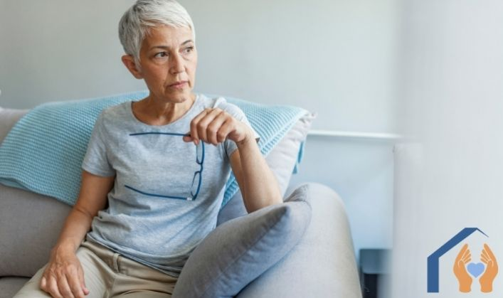 How to approach fears in elderly parents